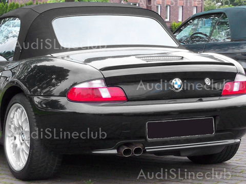 For Bmw Z3 Ii Boot Lip Spoiler Wing New Rear Style Ebay